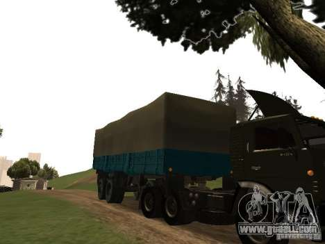 Trailer of 717 for GTA San Andreas right view