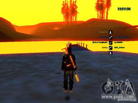 Skin pack for samp-rp for GTA San Andreas sixth screenshot