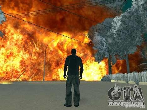 Salut v1 for GTA San Andreas sixth screenshot