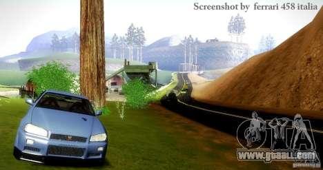 UltraThingRcm v 1.0 for GTA San Andreas forth screenshot