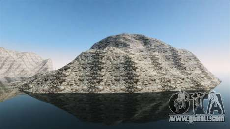 Mountain landscape for GTA 4 third screenshot