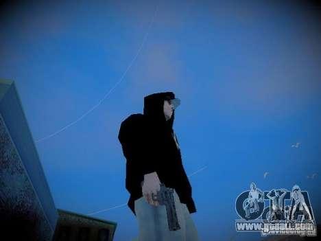Valera MOD for GTA San Andreas second screenshot