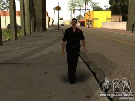 Cops skinpack for GTA San Andreas second screenshot