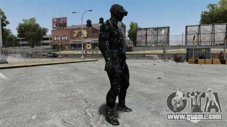 Sam Fisher v10 for GTA 4 second screenshot