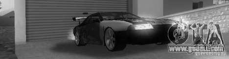 Elegy Nongrata by_k1x for GTA San Andreas right view