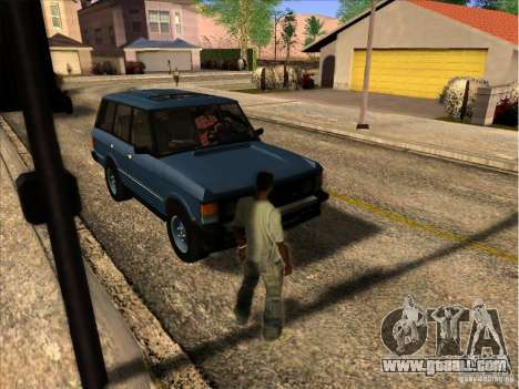 ENBseries v.0.075 for GTA San Andreas second screenshot