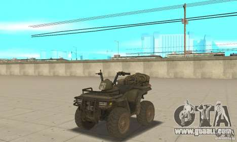 New Atv for GTA San Andreas