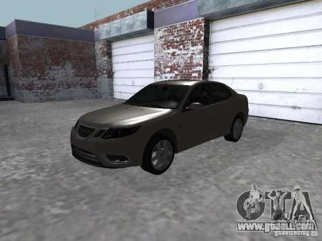 Saab 9-3 Turbo X for GTA San Andreas