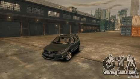 Volkswagen Tiguan for GTA 4