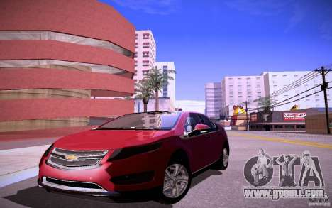 Chevrolet Volt for GTA San Andreas