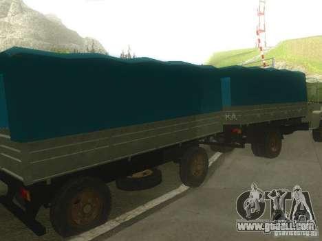 Gkb-8536 trailer for GTA San Andreas