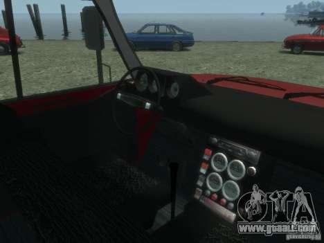 FSR Tarpan 237D for GTA 4 side view