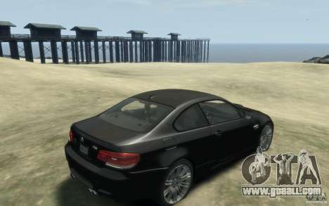 BMW M3 E92 2008 for GTA 4
