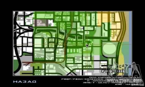 GTA SA Enterable Buildings Mod for GTA San Andreas ninth screenshot