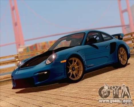 SA_NGGE ENBSeries v1.1 for GTA San Andreas third screenshot