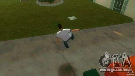 Cleo Parkour for Vice City for GTA Vice City sixth screenshot
