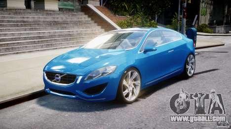 Volvo S60 Concept for GTA 4