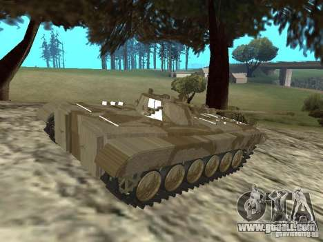 BMP-2 of CGS for GTA San Andreas left view