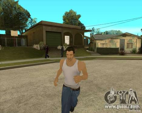 Skin Tommy Vercetti v1 FINAL for GTA San Andreas forth screenshot