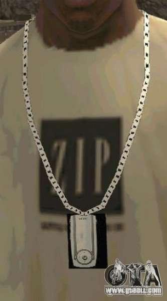 Chain for GTA San Andreas forth screenshot