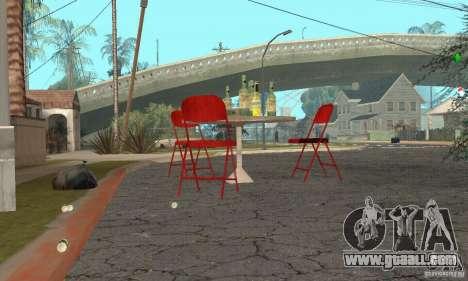 Christmas tree for GTA San Andreas forth screenshot