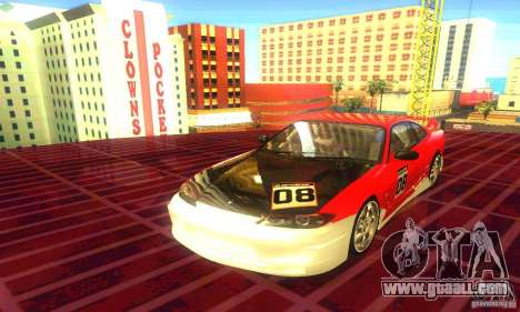 Nissan Silvia S15 8998 Edition Tunable for GTA San Andreas right view
