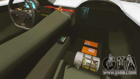 Audi R8 Spider Body Kit Final for GTA 4 inner view