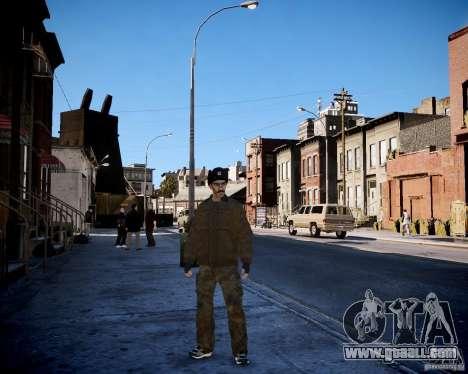 Niko - Stalin for GTA 4 seventh screenshot