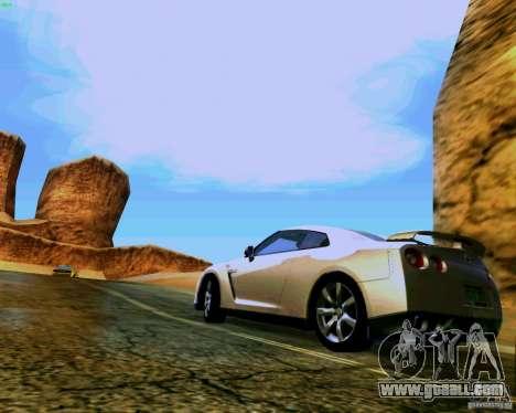 ENBSeries by S.T.A.L.K.E.R for GTA San Andreas ninth screenshot