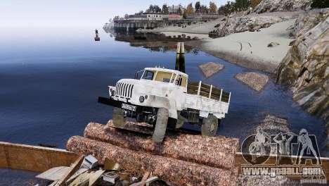 Trialovskaâ route for GTA 4