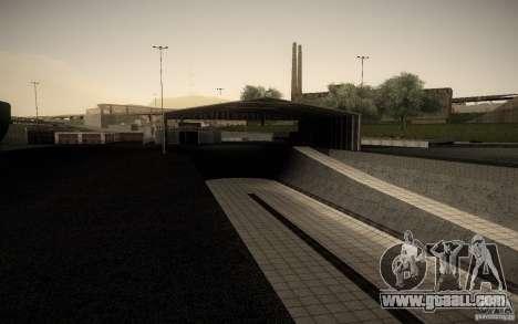 SF Army Re-Textured ll Final Edition for GTA San Andreas forth screenshot