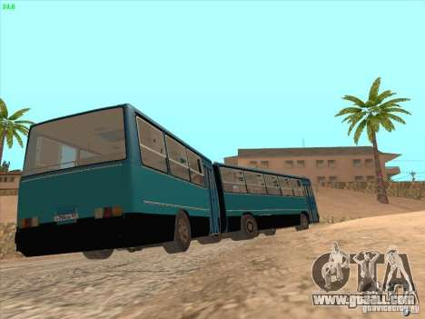 Trailer for Ikarus 280.03 for GTA San Andreas