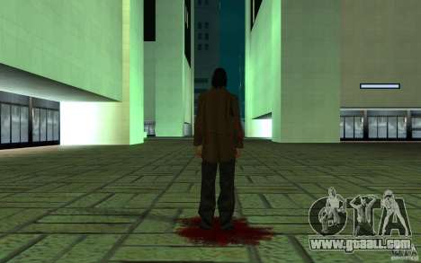 Mutant for GTA San Andreas second screenshot