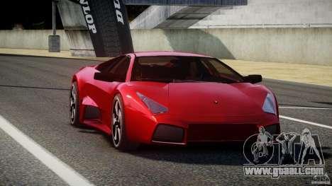 Lamborghini Reventon for GTA 4