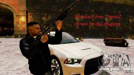 Marshall of Crysis 2 for GTA 4