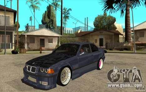 BMW E36 M3 Street Drift Edition for GTA San Andreas
