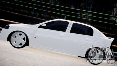 Chevrolet Astra Advantage 2009 for GTA 4 left view