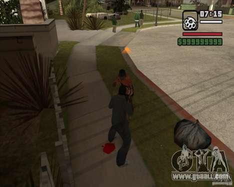 Reality Peds Settings 1.0 for GTA San Andreas