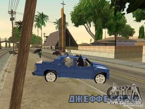 Ballas 4 Life for GTA San Andreas seventh screenshot