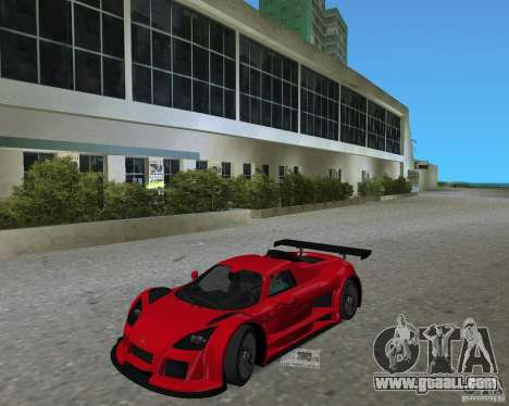 Gumpert Apollo Sport for GTA Vice City