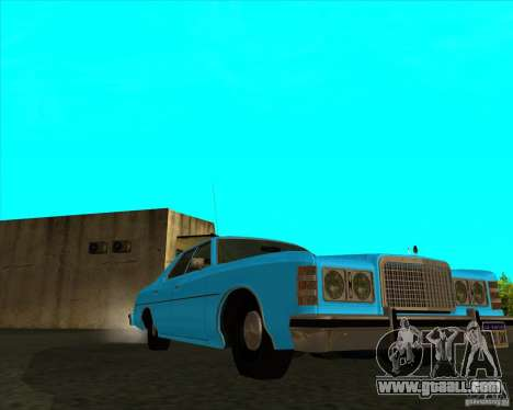 Ford LTD 4 door 1975 for GTA San Andreas