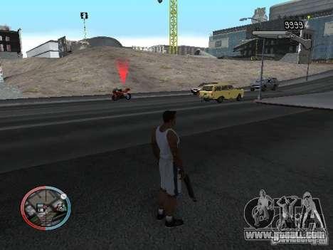 SUPER BIKE MOD for GTA San Andreas forth screenshot