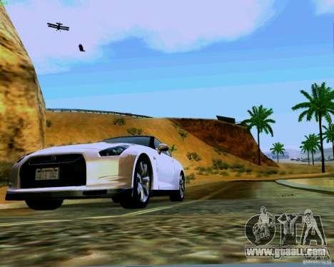 ENBSeries by S.T.A.L.K.E.R for GTA San Andreas eighth screenshot