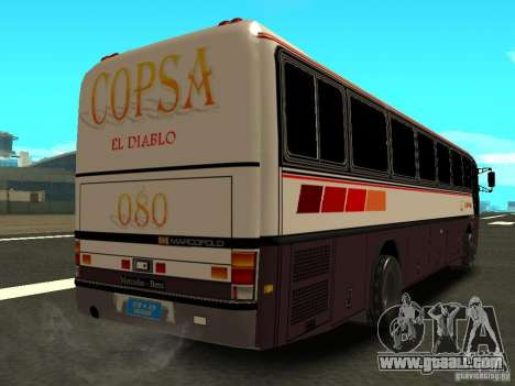 Mercedes-Benz Marcopolo Vaggio Copsa for GTA San Andreas left view