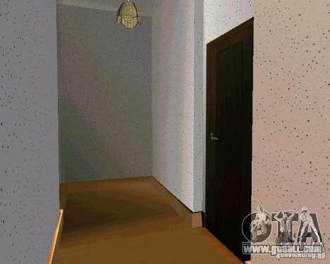 New home CJ v2.0 for GTA San Andreas fifth screenshot