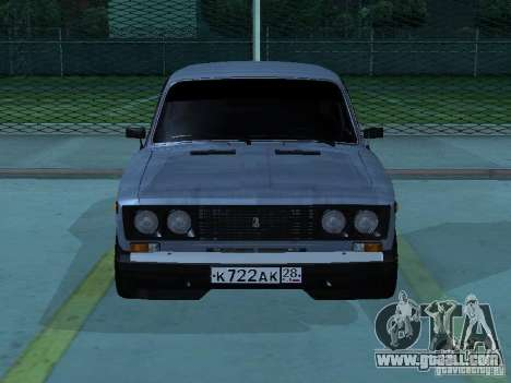 VAZ 2106 for GTA San Andreas left view