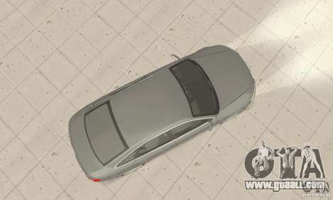 Audi A6 3.0 TDI quattro 2004 for GTA San Andreas back view