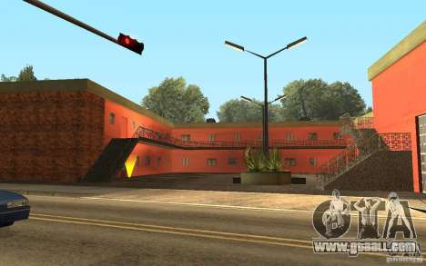 UGP Moscow New Jefferson Motel for GTA San Andreas second screenshot