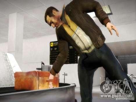 Niko Bellis New Stories for GTA San Andreas