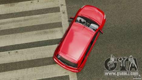 Chevrolet Agile for GTA 4 right view
